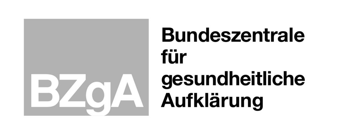 BZgA Logo